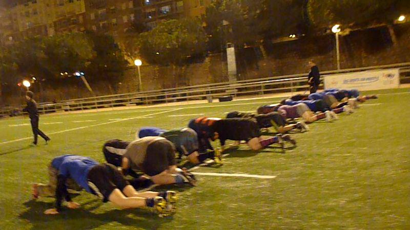Rugby San Roque Valencia