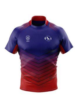 1ª Camiseta oficial de juego sublimada