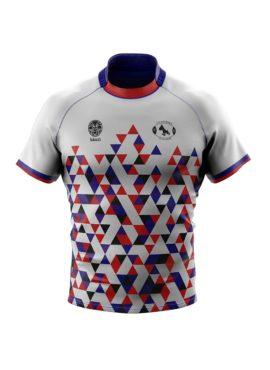 2ª Camiseta oficial de juego sublimada